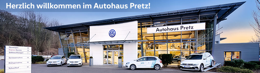vw koblenz vw service audi service autohaus pretz koblenz. Black Bedroom Furniture Sets. Home Design Ideas